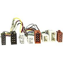 tomzz Audio/® 2439-069 mascherina autoradio con attacco Quadlock colore carbone metallizzato set per auto adattatore di ricarica USB