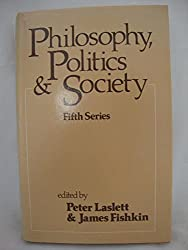 Philosophy, Politics and Society: Series 5
