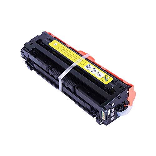 erbrauchsmaterial für Samsung CLT-506L CLP-680 680DW 680DN 6260FD 6260FW Schwarz Toner ideal geeignet vor allem für Tag-zu-Tag-Dokumente-Yellow ()