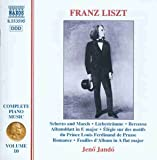 Die Klavierwerke Vol. 10