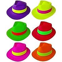 Alsino Cappello Bombetta Scintillante per Travestimento Costume Carnevale  Chaplin Halloween Serata Festa a Tema Taglia Unica 70da85bfd47f