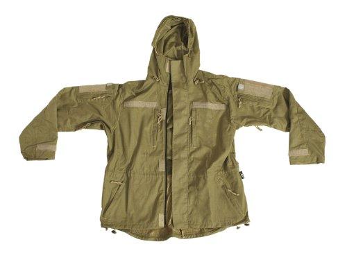BE-X Feldjacke 2000 Basic Smock mit 7 Taschen Tan
