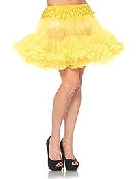 Leg Avenue Petticoat, leicht, gelb, Einheitsgröße