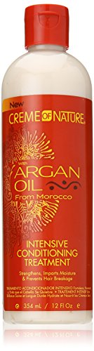 Creme of nature with argan oil intensive conditioning treatment 354 ml