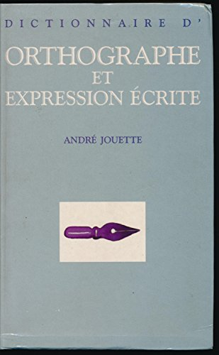 dictionnaire-d-39-orthographe-et-d-39-expression-crite