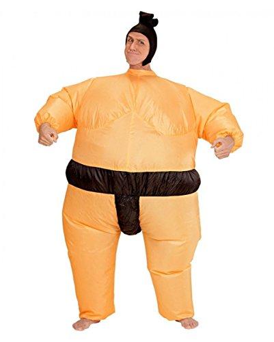 Horror-shop sumo gonfiabile costume lottatore