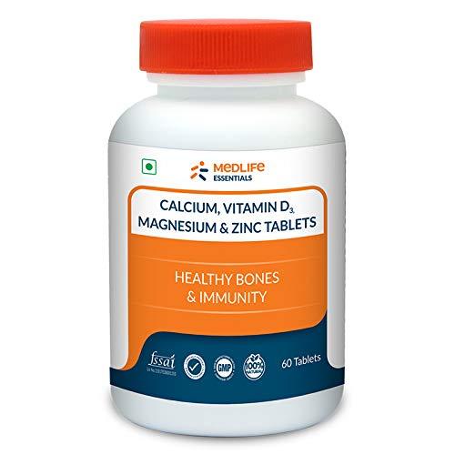Medlife Essentials Calcium Tablet (1)