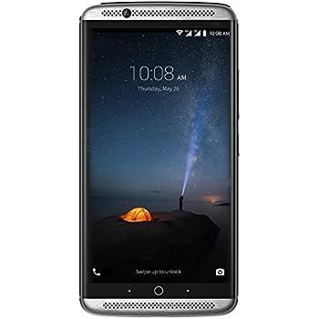 ZTE Axon 7 Smartphone, Argento