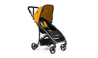 Babyhome Vida - Silla de paseo, color amarillo