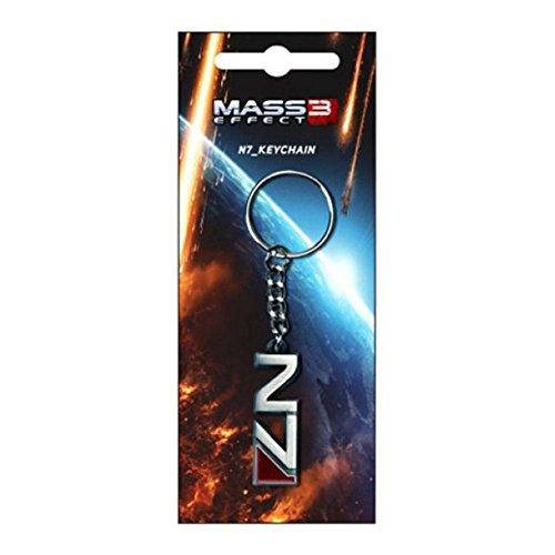 Mass Effect 3 Schlüsselanhänger N7 Logo
