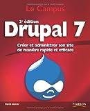 Telecharger Livres Drupal 7 Creer et administrer son site de maniere rapide et efficace (PDF,EPUB,MOBI) gratuits en Francaise