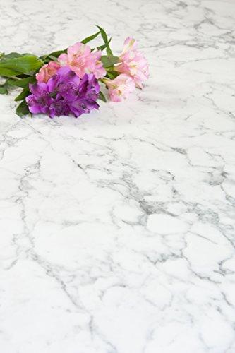Weißer Marmor - Resopal Küchenarbeitsplatten (3000mm X 600mm X 38mm)