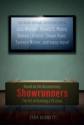 Showrunners: The Art of Running a TV Show (English Edition) por Tara Bennett