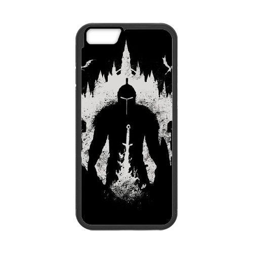 Dark Souls coque iPhone 6 4.7 Inch Housse téléphone Noir de couverture de cas coque EBDXJKNBO15612