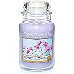 Yankee Candle 1254064E Honey Blossom Grosses Jar