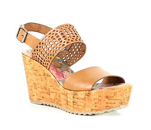 Foreva girl's Wedge sandal Sandals