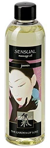 Edles Massage-Öl für gepflegte, seidige Haut Massageöl Edles Massage-Öl für gepflegte, seidige Haut. Jasmin-Duft