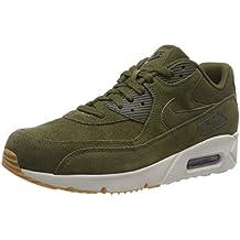 meet bb0c6 df6fc Nike Air MAX 90 Ultra 2.0 LTR, Zapatillas de Gimnasia para Hombre