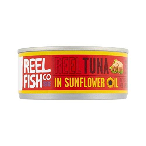 Die Rolle Fisch Co. Thunfisch In Sonnenblumenöl 160G - Packung mit 6