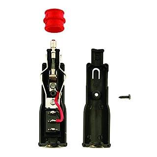 Carpoint 0523415 Stecker für Zigarettenanzünder mit Schalter 12V
