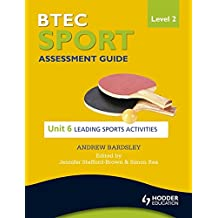btec first sport level 2 assessment guide unit 5 training for personal fitness bardsley andrew