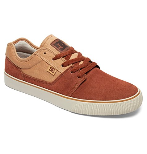 DC Shoes Tonik M, Chaussures de skate homme Marron - Tobacco