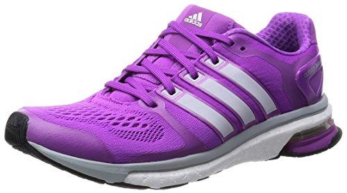 Adidas Adistar ESM Boost Women's Chaussure De Course à Pied - SS15 Rose - rose