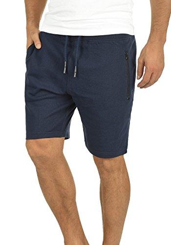 !Solid Taras Herren Sweatshorts Kurze Hose Jogginghose mit Verschließbaren Eingriffstaschen und Kordel Regular Fit, Größe:XL, Farbe:Insignia Blue (1991)