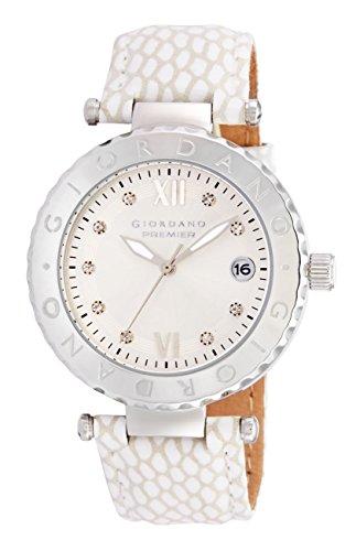 Giordano P274-01 Analog White Dial Women's Watch image
