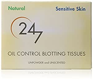 Zon Cosmedix Blotting Tissues, Unpowdered, 65 Count