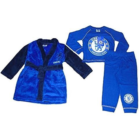 Official-Pigiama da bambino del Chelsea & Vestaglia Set 12_18 mesi