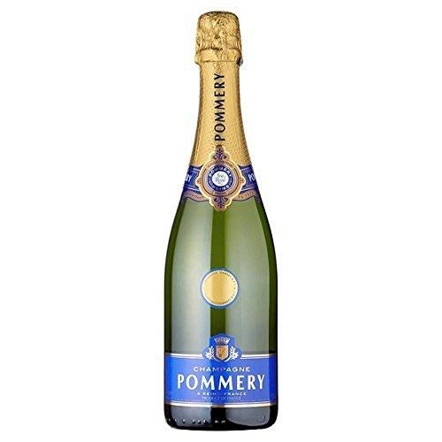 Pommery Brut Königlichen NV Champagne 75cl - (Packung mit 6)