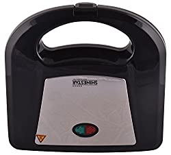 KHL-ENT-009 750 Watts Sandwich Maker (Black)