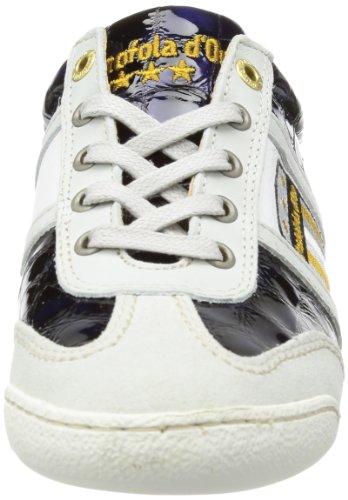 Pantofola d´Oro Fortezza croco Low Ladies, Scarpe da ginnastica basse donna viola (Violett (Parachute Purple))