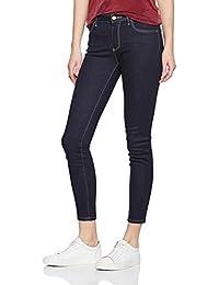 Wrangler Skinny Rinsewash, Jeans Femme