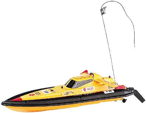 Simulus Ferngesteuertes Boot: Funkferngesteuertes Rennboot PowerStream M-25 (Schiff)