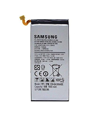 SAMSUNG Akku Original Galaxy A3sm-a300-eb-ba300abe-1900mAh-Bulk