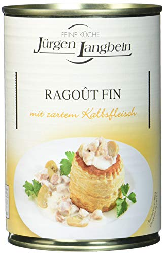 Jürgen Langbein Ragout fin, 2er Pack (2 x 400 g)