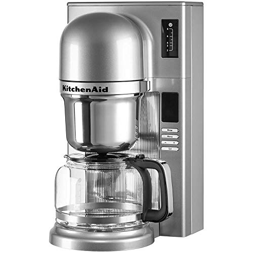 KitchenAid Filter Kaffeemaschine Silber 1,18 l