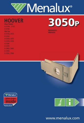 Menalux 3050 P, 5 Staubbeutel