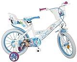 Toimsa Disney Princess Vélo pour Fille-Frozen-16 de 5 à 8 Ans, 683