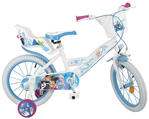 TOIMSA- Frozen Bicicleta con Pedales
