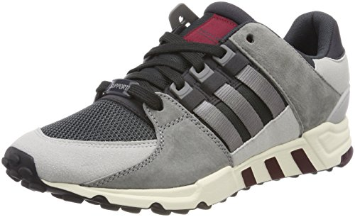 adidas Herren EQT Support RF Laufschuhe, Grau Carbon/Grey Two Cq2420, 42 EU