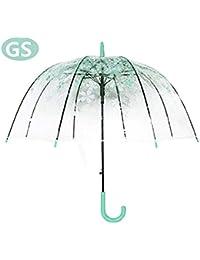 Paraguas Doble Capa, Manos Libres Paraguas Invertida Reverso Inversa Prueba de Viento de la Manija en Forma de C Sombrilla Utilizado para al Aire Libre para Mujeres/Hombres