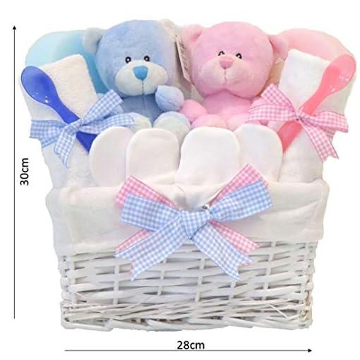 Baby Hamper Girl Baby Gift Basket Girl Baby Shower Gift Basket.Nappy Cake Girl