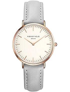 Rosefield Unisex Erwachsene-Armbanduhr TWGR-T57
