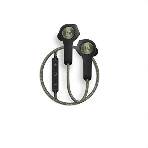 B&O Play by Bang & Olufsen 1643462 Wireless Headphones (Moss Green)