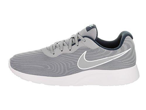 dd58accb0f 9% OFF on Nike Men's Tanjun Wolf Grey White Sneakers (812654-010) on Amazon  | PaisaWapas.com
