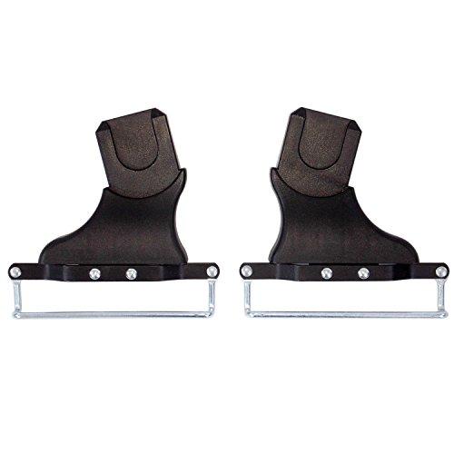 Preisvergleich Produktbild Zekiwa 801/828-02 Adapter zu Maxi Cosi und Cybex für Modelle: Touring