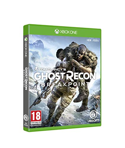 Giochi per Console Ubisoft Tom Clancy's Ghost Recon Breakpoint